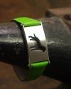 Armband - Labrador - geschliffen -