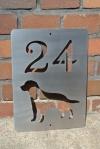 LABRADOR Hausnummer