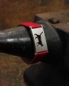 Armband - Katze - seidenmatt -